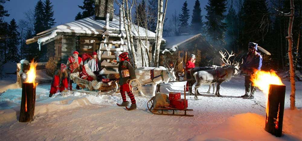 Горящие туры в финляндию новый год